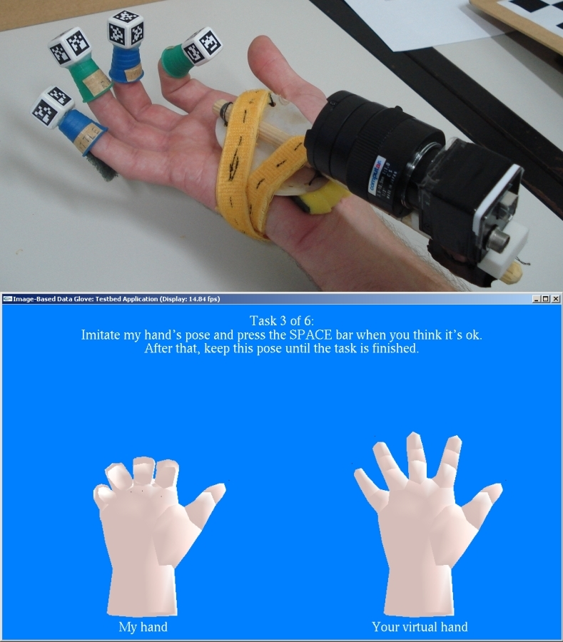 Image-Based Data Glove